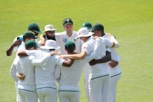 South African captain Faf du Plessis, has praised the resilient...