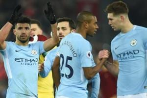 After loss to Liverpool, Manchester City look to restore smooth...