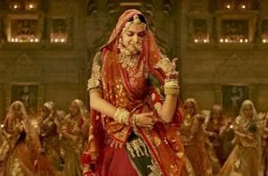 MP minister says Padmaavat's Ghoomar song should be banned, draws...