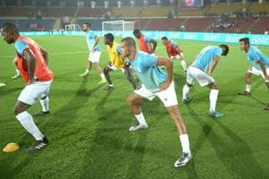 NorthEast United FC up for fight against ISL table-toppers Chennaiyin...