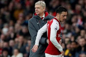 Arsene Wenger rules out Mesut Ozil sale as talks continue over Jack...