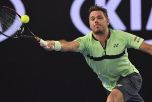 Stan Wawrinka stunned in Australian Open second round by Tennys...