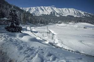 Gulmarg is one of Asia's premier hill stations and a popular skiing destination.