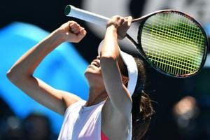 Third seed Garbine Muguruza stunned by Hsieh Su-Wei at Australian Open