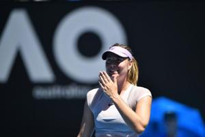 Maria Sharapova pleased with her performance at Australian Open so far