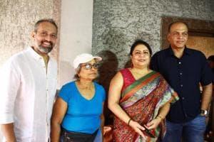 Aruna Raje bags the Rashtriya Gaurav Award