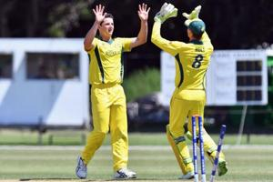 Seven-star Jason Ralston breaks 16-year ICC U-19 Cricket World Cup...