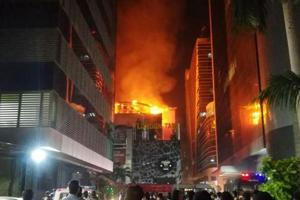 Kamala Mills fire: Police try to tie loose ends in case