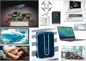 The Consumer Electronics Show gives a glimpse into the future of technological innovations