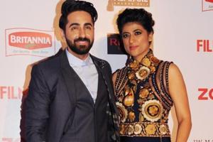 Ayushmann Khurrana turns producer for wife's directorial debut titled...