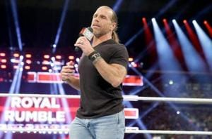 Shawn Michaels has picked Finn Balor and Kevin Owens as his favourites to win the Royal Rumble match on January 28.