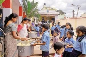 120 children hospitalized in Kerala after eating school meal