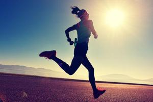 Women runners, this special mineral and nutrient supplement will help...