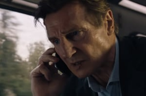 We're going to miss Liam Neeson's special set of skills.