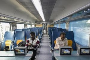 The railway authorities are mulling a dynamic fare structure for Indian Railways' first luxury train – Tejas Express.
