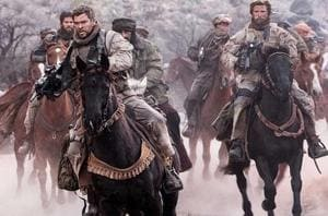 Oddly unmoving: Review of 12 Strong by Rashid Irani