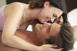 Sexual arousal makes a woman's brain react differently than a man's....