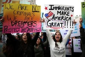 US Government shutdown looms amid immigration battle