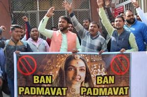 Dissenting SC judges offer peace plan to Padmaavat ban overruled: Top...