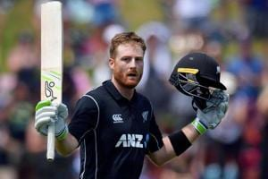 Martin Guptill slams ton as New Zealand complete ODI series whitewash...