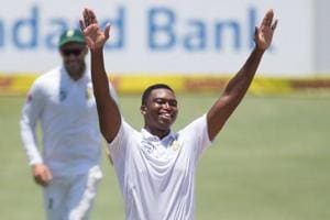 When Mark Boucher lifted South Africa speedster Lungi Ngidi from...