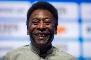 Pele is resting, not suffering from exhaustion - spokesman