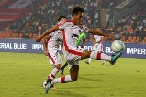 Sunil Chhetri scored a brace as Bengaluru FC beat Mumbai City in an...