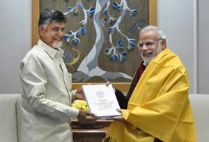 Chandrababu threatens to move SC over NITI Aayog vice chief's remark...