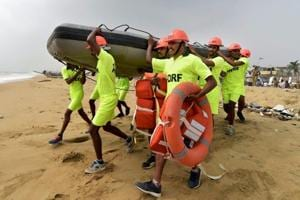 NDRF trains over 55 lakh people to prepare for man-made or natural...