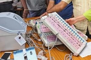 EVM to have candidates' picture in upcoming bypolls in Rajasthan