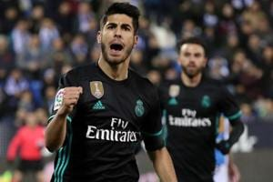 Real Madrid ends winless run with late Marco Asensio goal in Copa del...