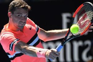 Australian Open tennis: Grigor Dimitrov battles past Andrey Rublev...