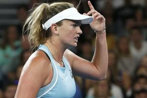 CoCo Vandeweghe hit with $10,000 fine for obscene outburst at...