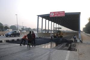 Gurgaon: Rajiv Chowk underpass closed till Saturday to rectify safety...