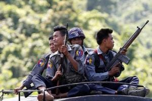 Myanmar soldiers sentenced for killing Kachin civilians