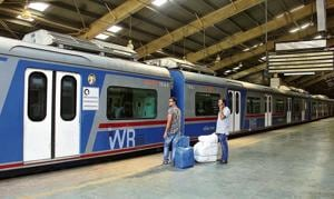 The AC local train operates between Churchgate and Virar from Monday to Friday.