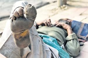 Delhiwale: An injured foot in the big city