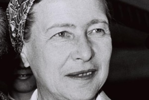 Over a hundred 'passionate' love letters written by Simone de Beauvoir...