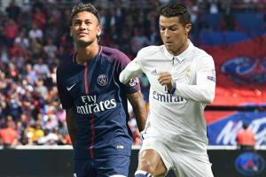 'Neymar can play with Cristiano Ronaldo at Real Madrid'