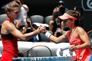 Australian Open: Lauren Davis tired but upbeat after marathon loss to...
