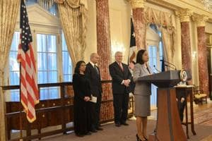 Indian American Manisha Singh sworn in as Assistant Secretary of State