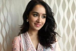 Working with Prabhas in Saaho is a great opportunity: Shraddha Kapoor