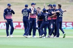 ICC U-19 Cricket World Cup: England, New Zealand win as Bangladesh...