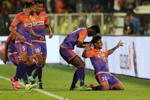 Indian Super League: FC Pune City blank ATK 3-0 in one-sided encounter