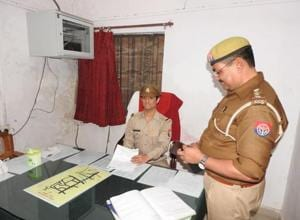 Birthday wish granted: Special youth made police station in-charge for...