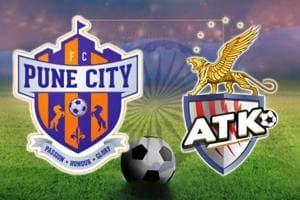 FC Pune vs ATK, Indian Super League, live score
