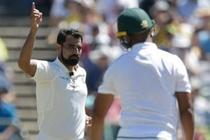 Mohammed Shami is Indian cricket team's best Test bowler, says Fanie...