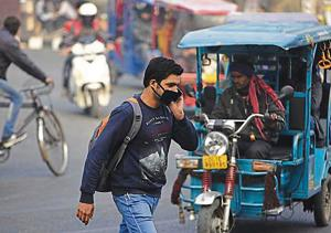 Delhi's pollution levels in 2016-17 were 3-4 times above permissible...