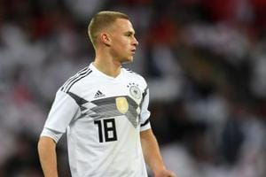 Joshua Kimmich, Bayern Munich player, named Germany's Player of the...