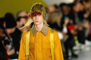 Men's Fashion Week: Colour galore in Paris as menswear gets bold. See...